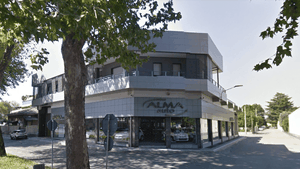 Alma Auto a Castellanza in provincia di Varese